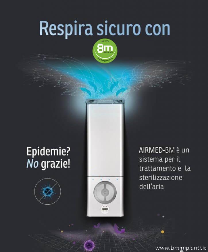 Sterilizzatore per ambienti
