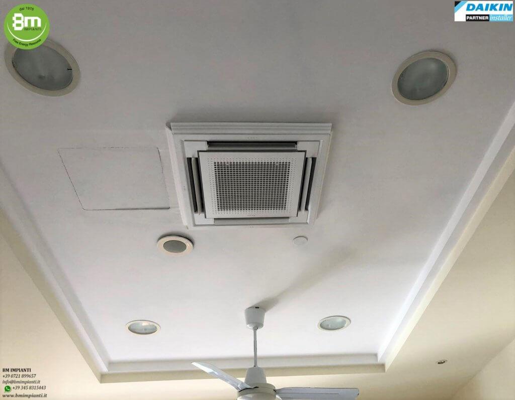 Centrale termica e impianto di climatizzazione a Rimini 2