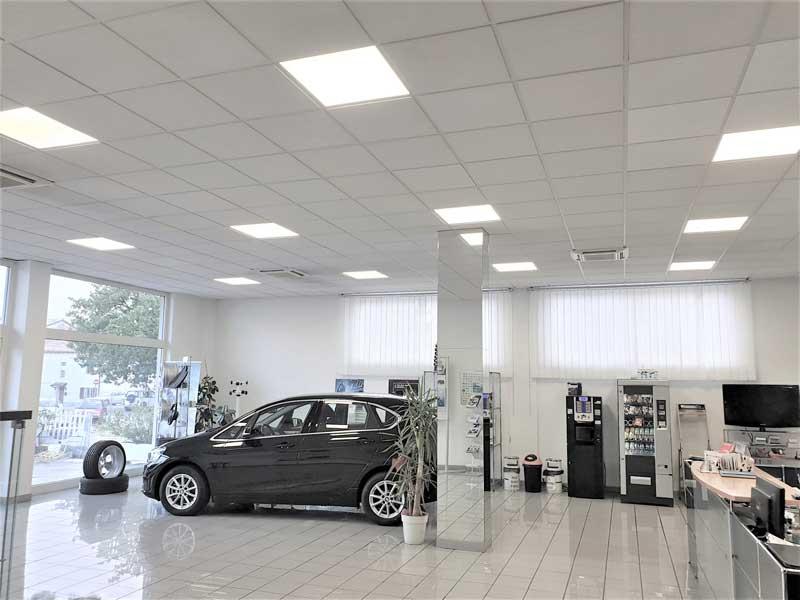 Cappello BMW Relamping led pesaro BM Impianti Senigallia Ancona Marche P...