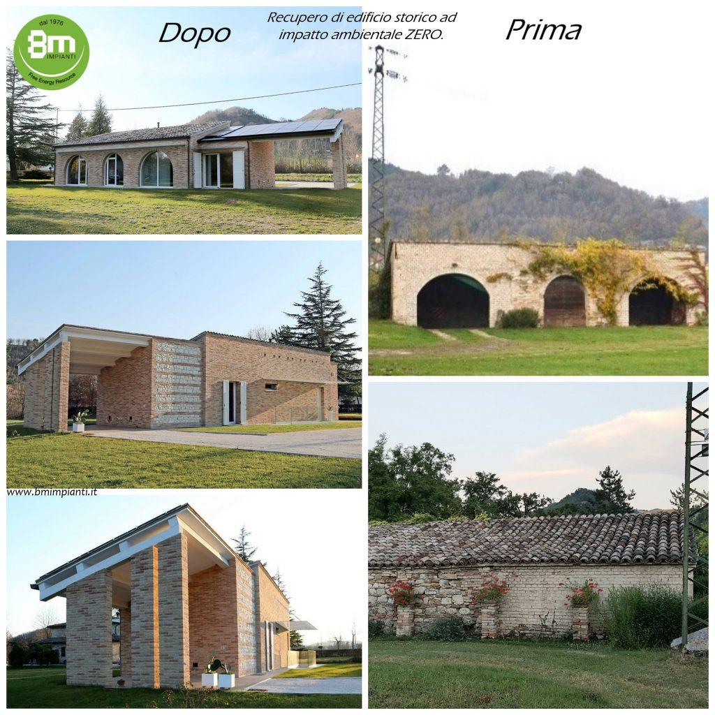 bm impianti riqualificazione green